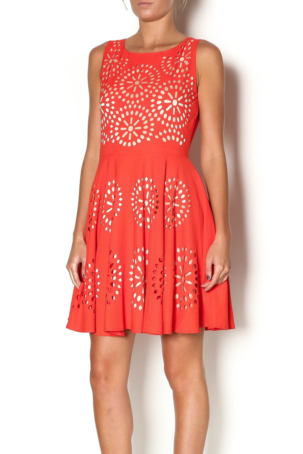 Aryeh Sunset Splendor Dress - Main Image
