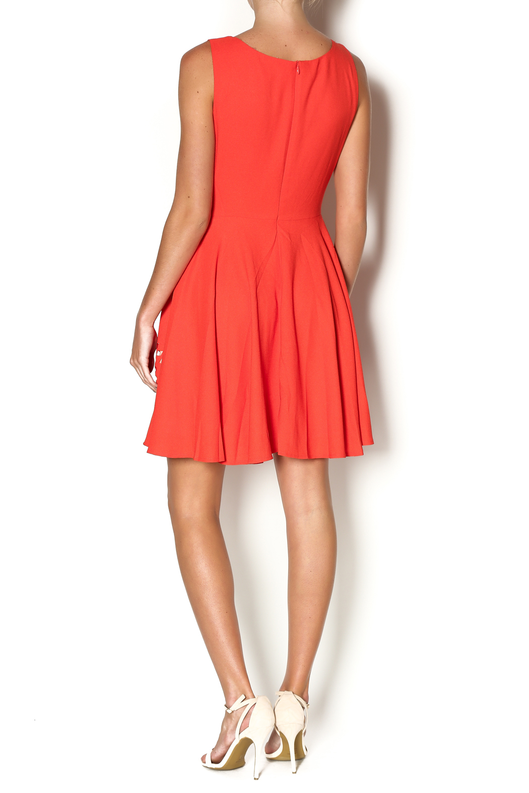 Aryeh Sunset Splendor Dress - Side Cropped Image