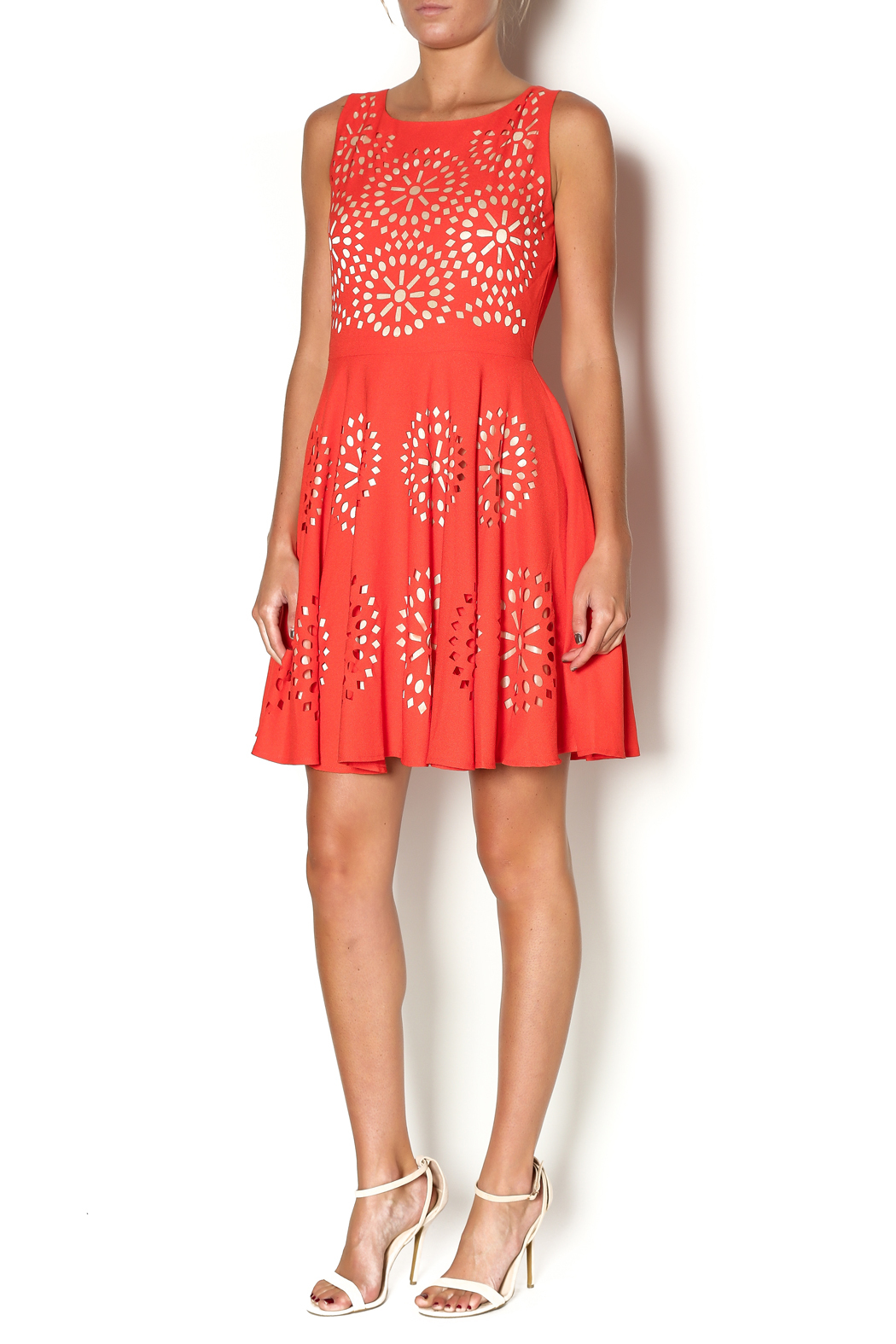 Aryeh Sunset Splendor Dress - Front Full Image