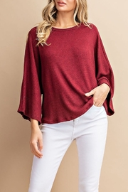ee:some As I Am Sweater - Front cropped