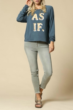 Shoptiques Product: As If Pullover