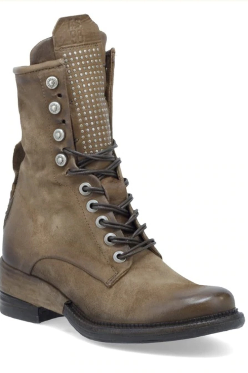 AS98 Saunder Boot - Front Full Image