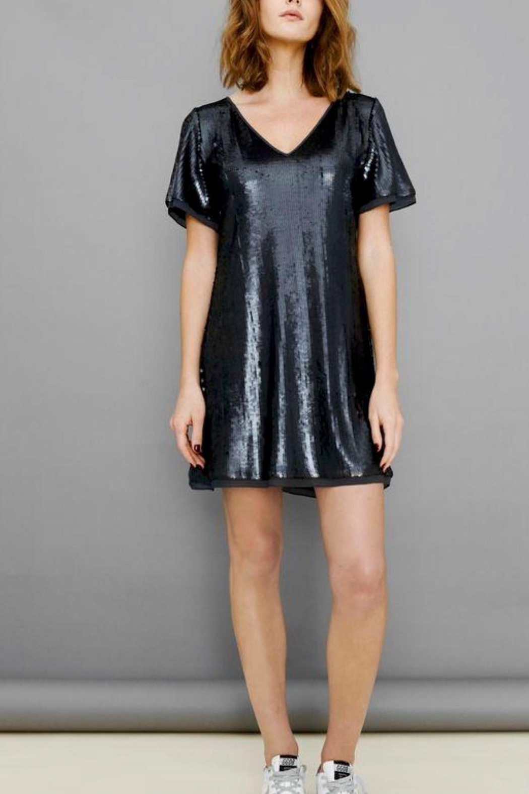 AS by DF Geneva Sequin Dress - Main Image