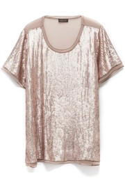 AS by DF Geneva Sequin Tee - Side cropped