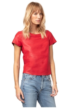 AS by DF Guard Leather Tee - Product List Image