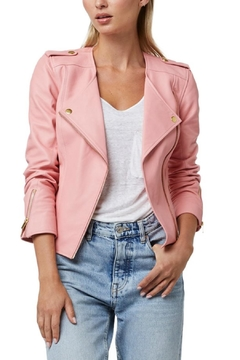 AS by DF La-Dolce-Vita Leather Jacket - Product List Image