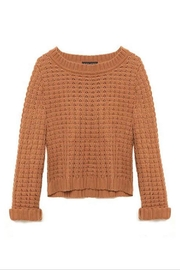 AS by DF Lucy Cropped Sweater - Side cropped