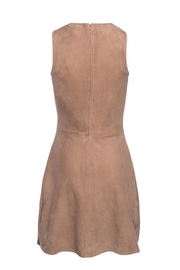 AS by DF Miss Brown Leather - Front full body