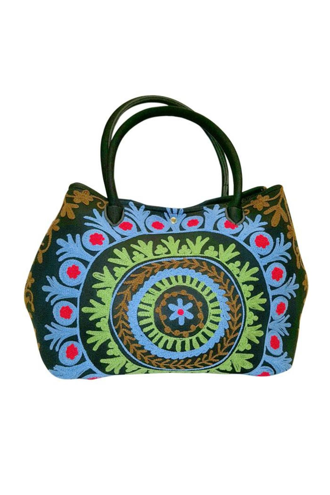 Ascend Clothing Hand Embroidered Bag From New Hampshire Shoptiques