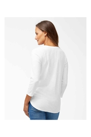 Tommy Bahama Ashbyrib ¾-Sleeve T-Shirt - Front full body