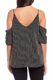 Asher by Fab'rik Alice Top Black - Side cropped