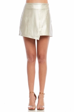 Shoptiques Product: Barfield Skirt Silver