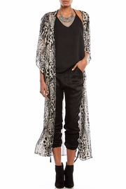 Asher by Fab'rik David Duster - Back cropped