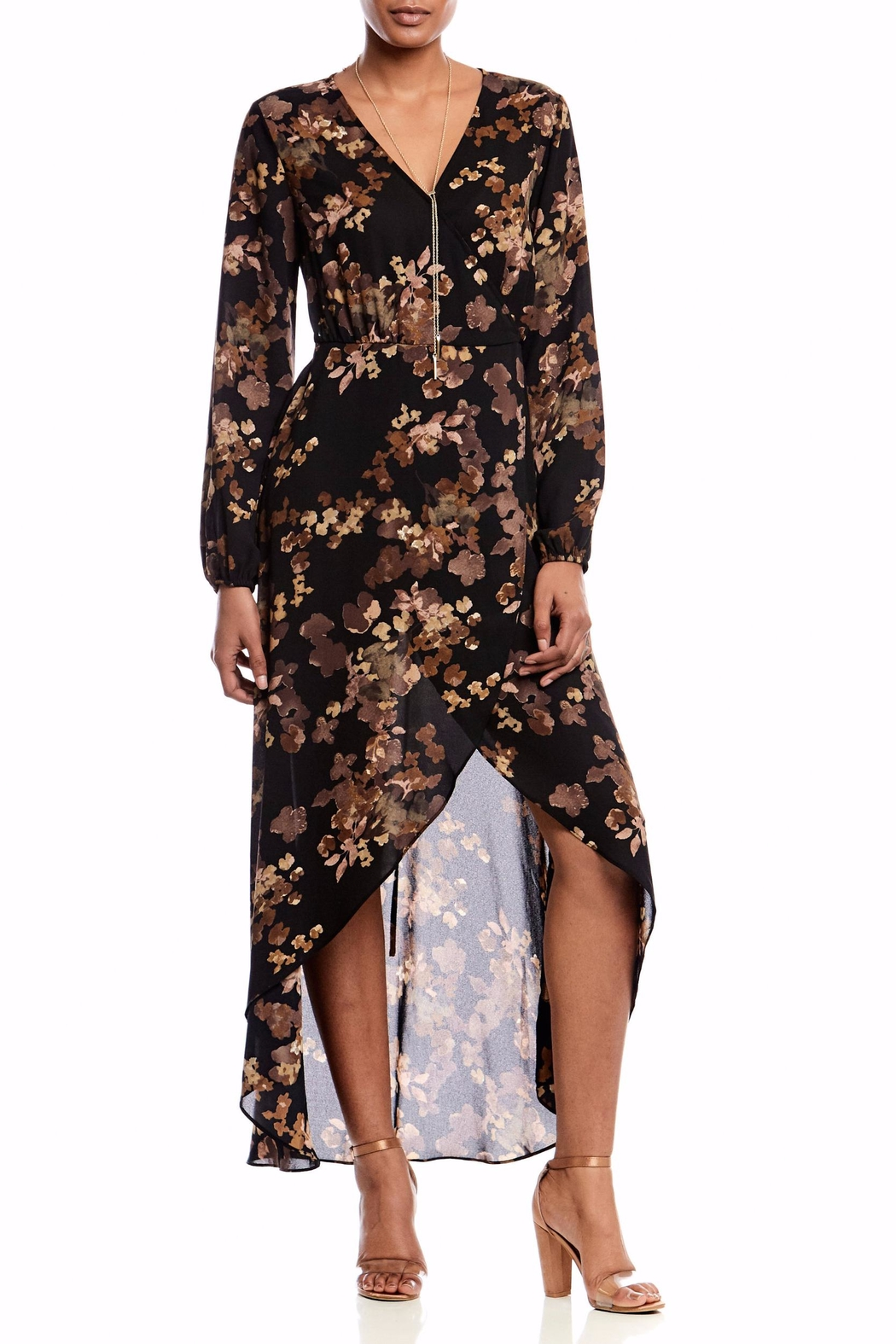 Asher by Fab'rik Jonah Dress - Front Cropped Image