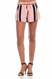 Asher by Fab'rik Kenton Shorts Pink - Product Mini Image