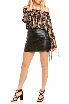 Asher by Fab'rik Trenton Skirt - Product List Image