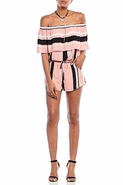 Asher by Fab'rik Wesley Top Pink - Other