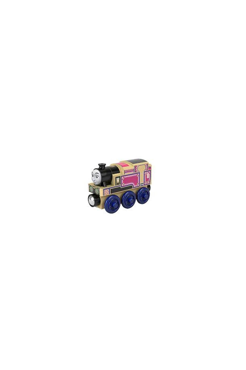 Fisher-Price Ashima Wooden Train - Front Cropped Image
