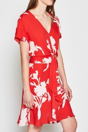 Joie Ashleena Cap-Sleeve Dress - Product Mini Image