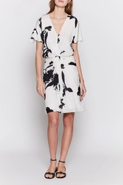 Joie Ashleena Silk Dress - Front full body