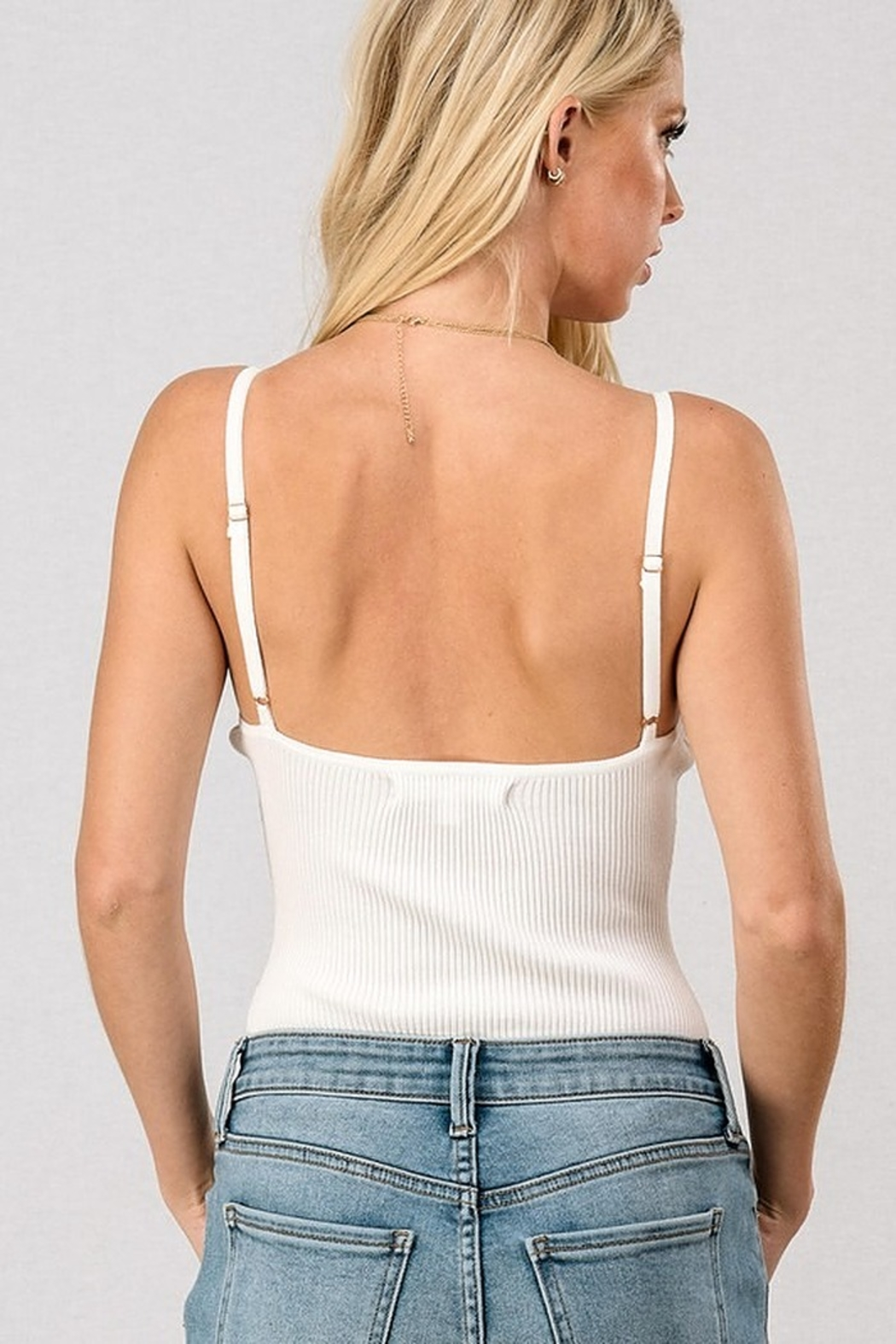 Trend Notes  ASHLEY CAMI BODYSUIT - Main Image