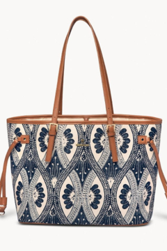 Spartina 449 Ashley River Jetsetter Tote 672672 - Product List Image