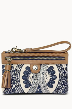 Spartina  Ashley River Tassel Wristlet - Product List Image