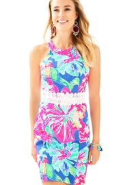Lilly Pulitzer Ashlyn Shift Dress - Front cropped