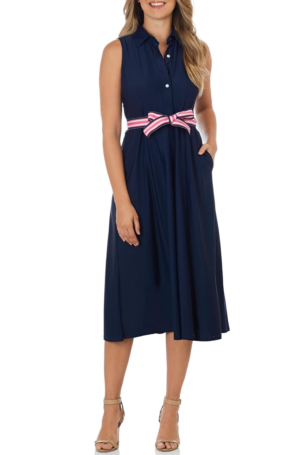 Jude Connally Ashlyn Shirt Dress - Front Cropped Image