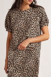 Velvet Leopard Dress - Product Mini Image