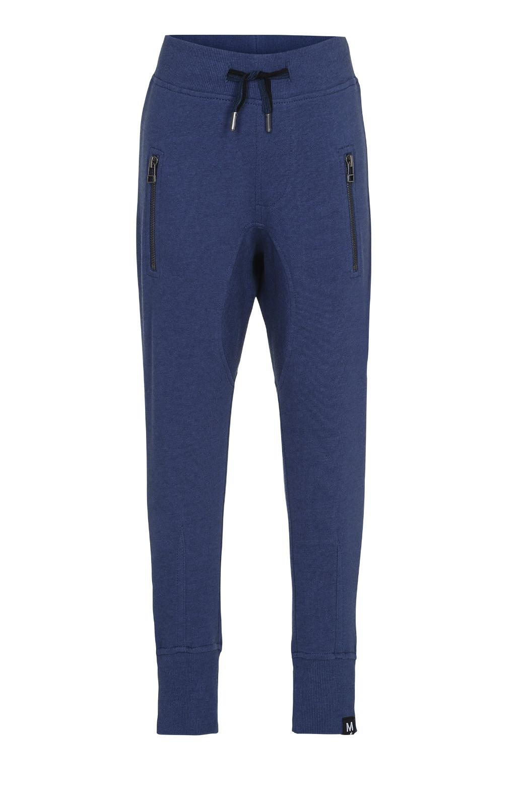 Molo Ashton Infinity Trousers - Front Cropped Image