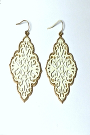 Asia Fashion  Moroccan-Inspired Earrings - Product Mini Image
