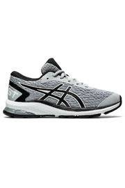 Asics Boys GT 1000 9 GS in Navy/Orange - Front cropped