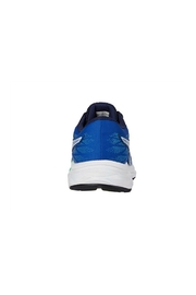 Asics Gel Excite 7 GS in  Blue/ White - Side cropped