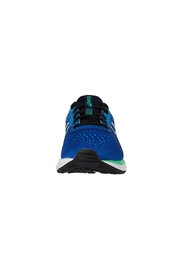 Asics Gel Excite 7 GS in  Blue/ White - Front full body
