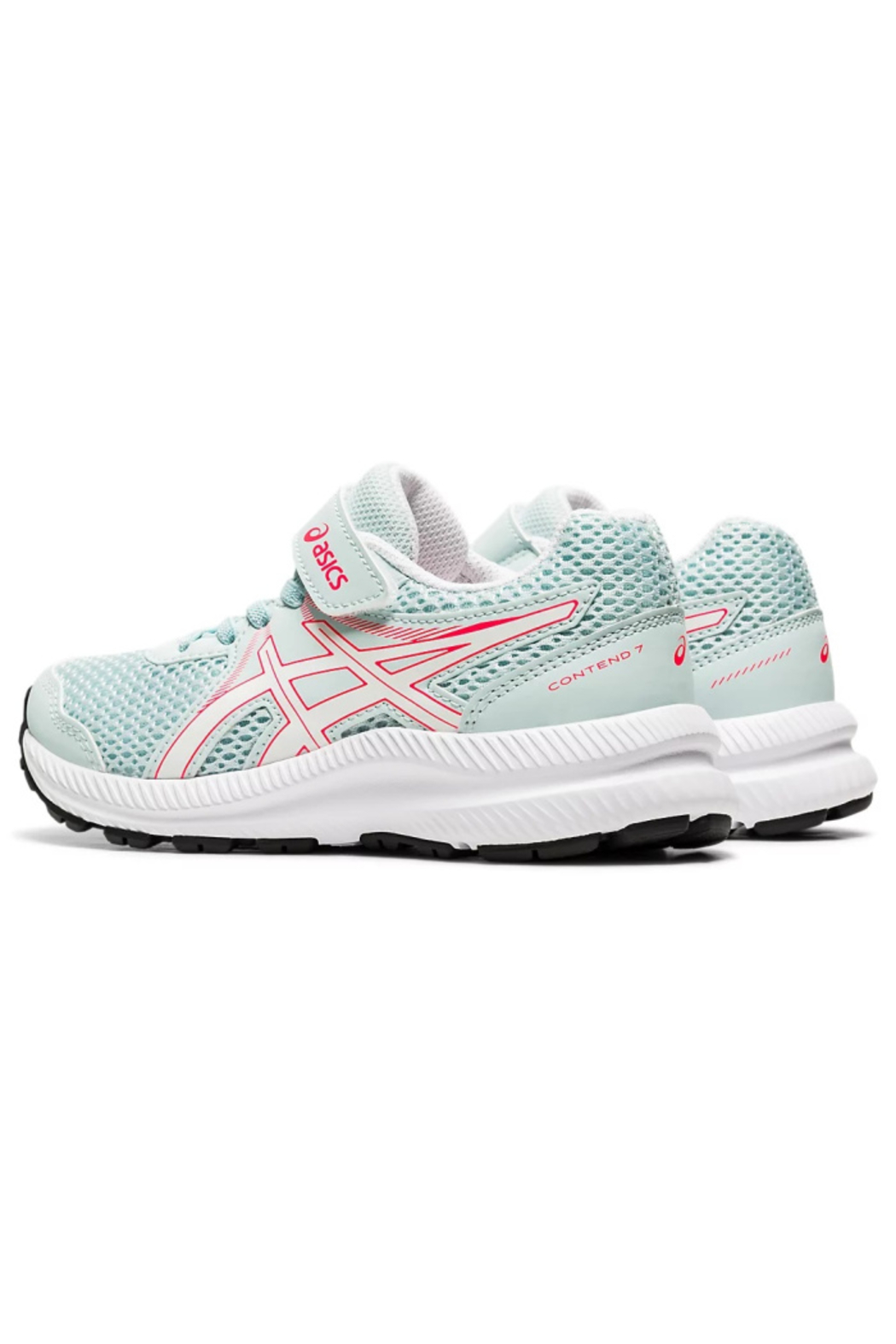 Asics Kids Contend 7 PS - Back Cropped Image