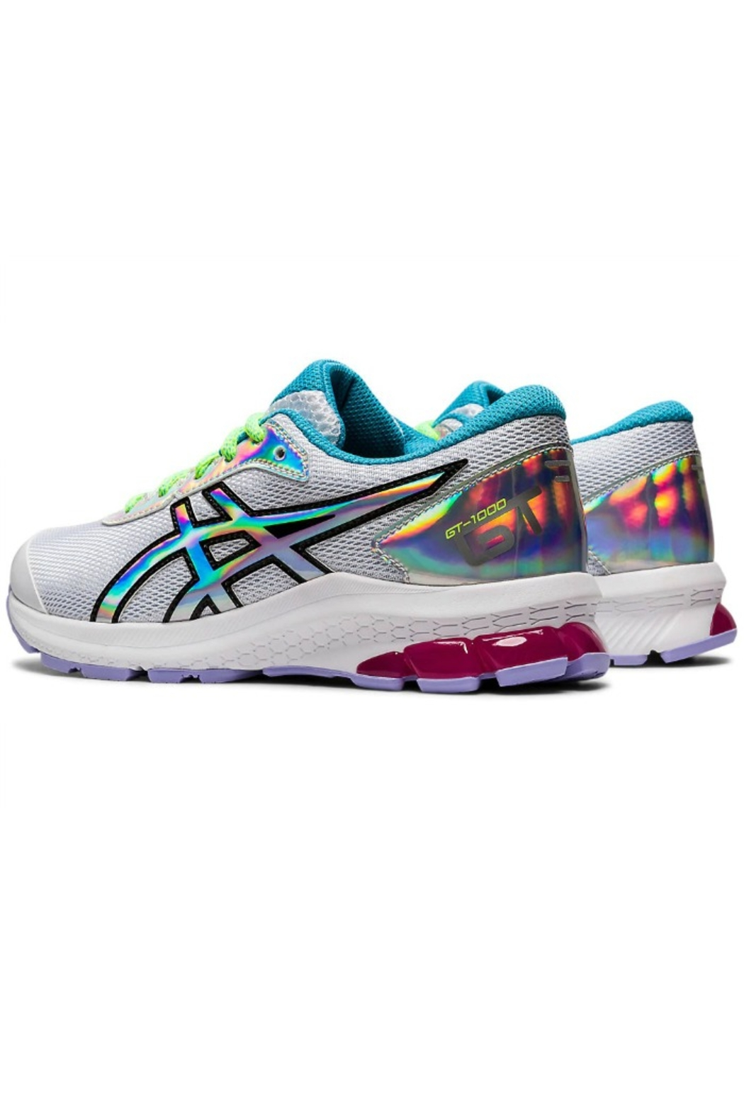 Asics Kids Gt 100-9 GS - Side Cropped Image