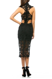 Asilio With Every Intent Dress - Front full body