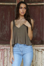 Angie Asis Swing Tank - Front cropped