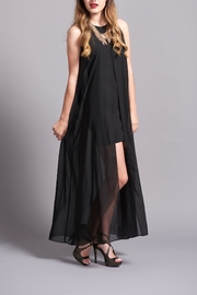 Askari  Elegant Black Dress - Product Mini Image