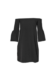 Askari  Off The Shoulder Black Dress - Product Mini Image