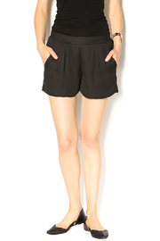 Askari  Pleated Shorts - Product Mini Image
