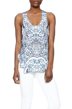 Shoptiques Product: Racerback Print Top