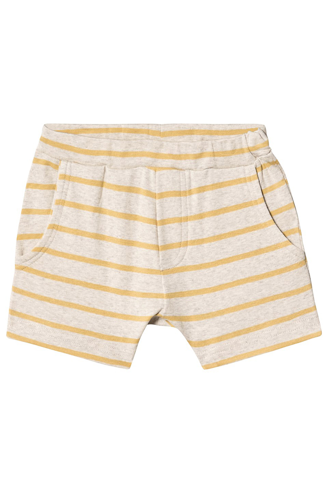 Wheat Aske Shorts - Front Cropped Image