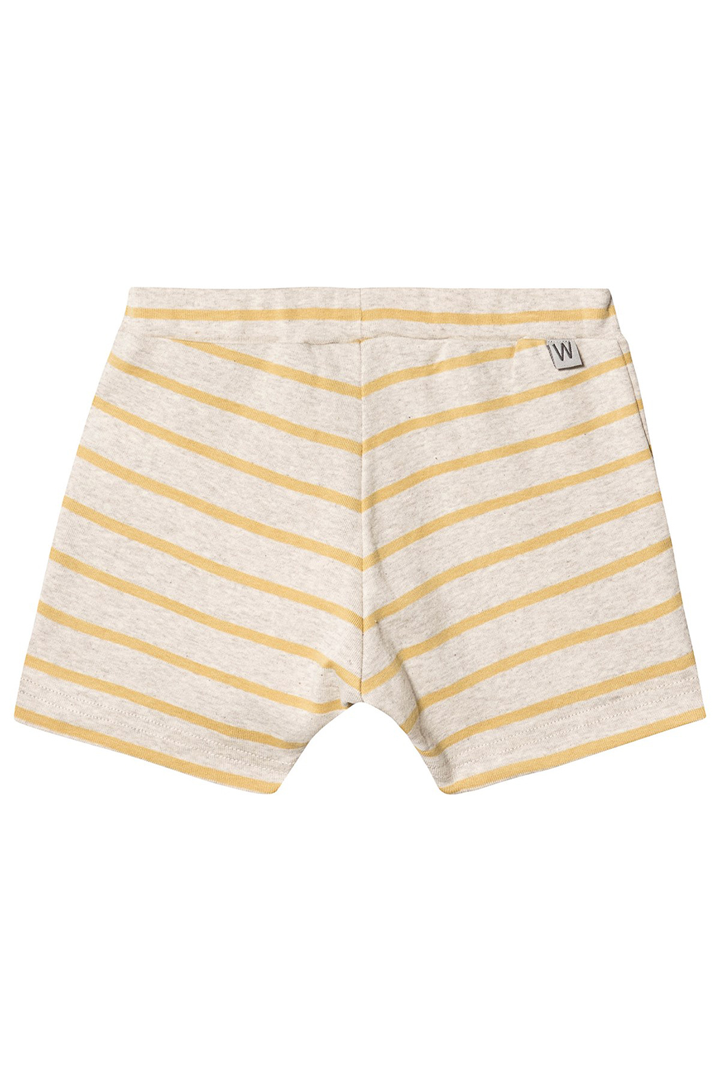 Wheat Aske Shorts - Front Full Image