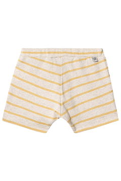Wheat Aske Shorts - Alternate List Image