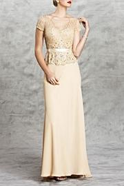 Aspeed Illusion Sweetheart Gown - Product Mini Image