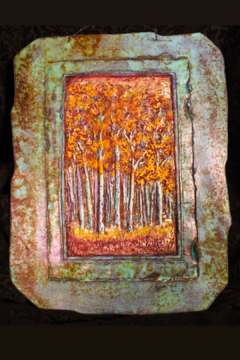 Jeanne Dana Paper and Stone Aspen Forest - Product List Image