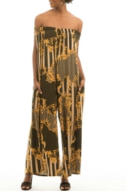 Love in  Aspen Jumpsuit - Front cropped