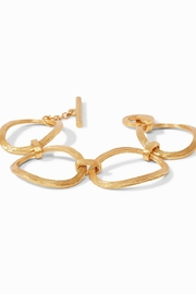 Julie Vos Aspen Link Bracelet Gold - Product Mini Image